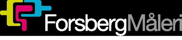 Logotyp Forsberg Måleri